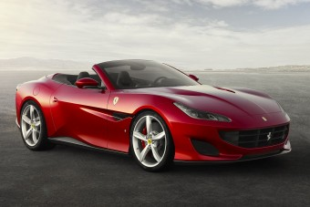 A Ferrari is tekerte a kilométerórát