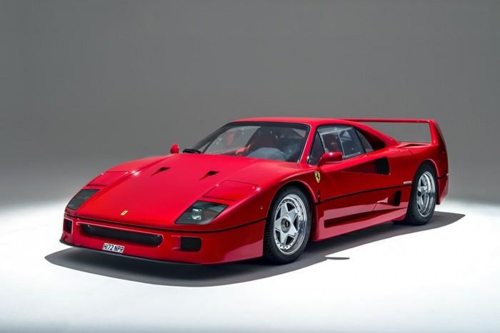 """Képtalálat a következőre: """"Ferrari F40"""""""
