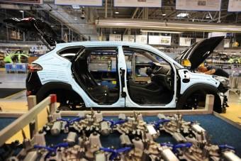 Több üzemében is leállította a gyártást a Hyundai