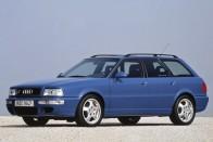 25 év után engedték be Amerikába a Porsche-vérű Audit 3