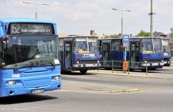 Tömegközlekedéssel jársz? Erre figyelj péntektől