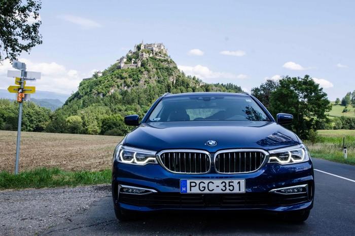 BMW 5-ös