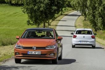 60 új fotón a vadonatúj Volkswagen Polo