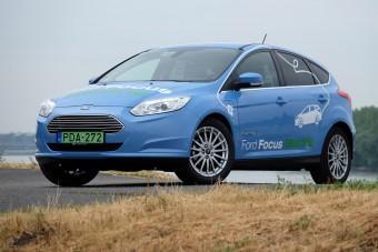 Tovább bírja, mint gondolnád: Ford Focus Electric