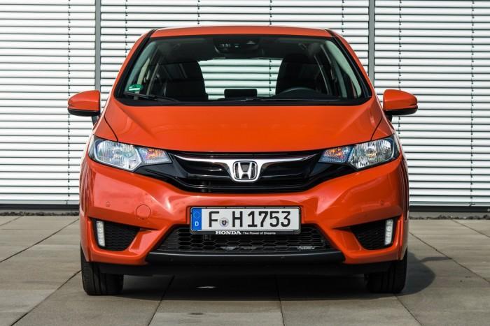Honda Jazz: új motor, új külső 3
