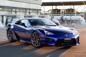 Még kapható a Lexus LFA, ha tudod, hol keresd