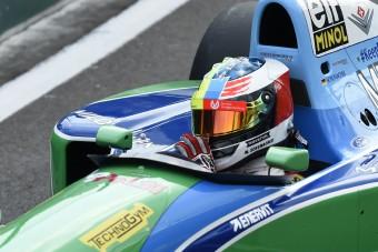 F1: Ezt a videót Schumacher is megkönnyezné