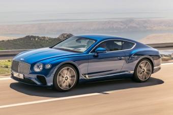 Bentley Continental GT: hipszter lett a lordból