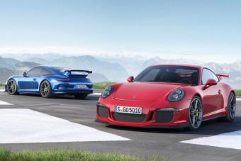 10 év garanciát ad a Porsche a 911 GT3-ra