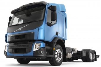 Megvan, mikortól jöhetnek az elektromos Volvo teherautók