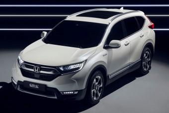 Eltűnik a dízelmotor a Honda CR-V-kínálatból