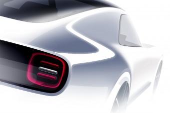 Elektromos sportautót tervez a Honda