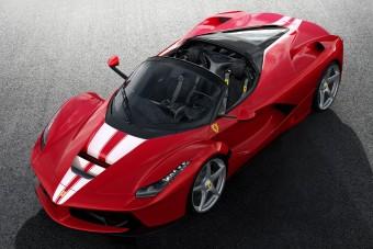 Új árverési világrekordot ért el egy Ferrari