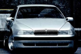 Színtiszta '90-es évek ez a Jaguar-koncepció