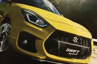 Holnap érkezik a Suzuki Swift Sport!