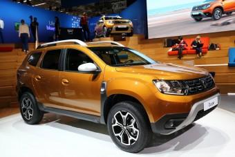 Audi szintű megoldásokkal ejt ámulatba az új Dacia Duster