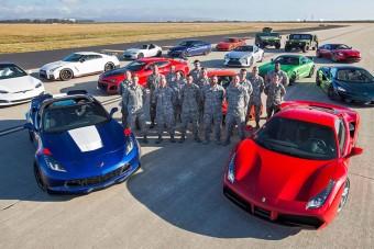 Itt a világ legnagyobb gyorsulási versenyének 7. része