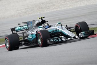 F1: Ezért volt Bottas olyan lassú
