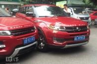 Váratlanul olcsó a kínai Range Rover másolat 4