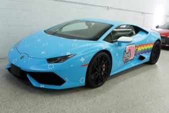Ennél mókásabb Lamborghinit nem vehetsz ma