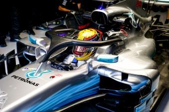 F1: Három-négy futam alatt megszokjuk a glóriát