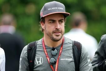 F1: Alonso jövőre indulhat Le Mans-ban
