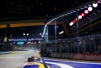 F1: Ilyen még nem volt, eshet a Szingapúri Nagydíjon