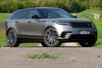A hét műtárgya: Range Rover Velar