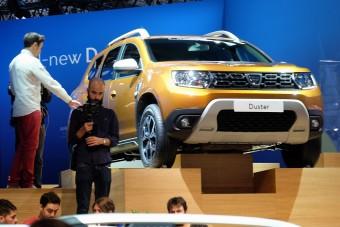 Beültünk az új Dacia Dusterbe
