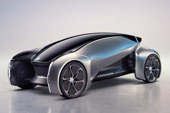 Sofőr nélkül is házhoz jön a jövő Jaguarja