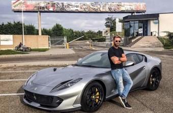 Magyarországra is került az új Ferrariból