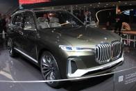 Még nem is létezik, de már összetörték a legnagyobb BMW-t 1