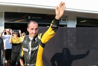 F1: Kubica