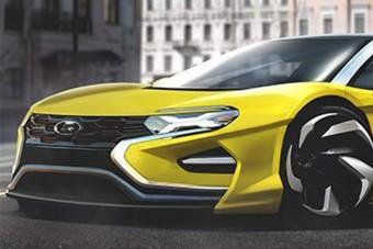 Láttad már a Lada szupersportautóját?
