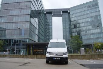 Nem hagyja érintetlenül a VW a Crafter-kínálatot