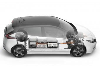 Részletesen bemutatjuk, mit tud a vadonatúj Nissan Leaf