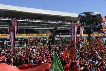 F1: Újra bajban az Olasz Nagydíj