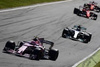 F1: Sikeres hétvégét zárt a Force India