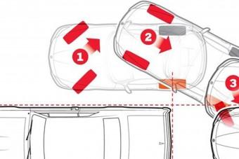 Ez a 4 egyszerű lépés megtanít párhuzamosan parkolni, tolatva