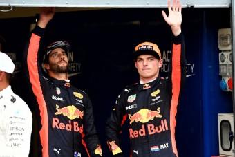 F1: A Red Bull-osok nem esnek egymás torkának