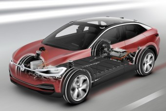 Olcsó elektromos crossover a VW-től