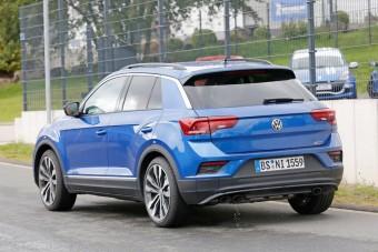 Kőkemény sport-terepjáróban gondolkodik a Volkswagen