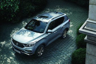 Škoda Kodiaq helyett egy koreai?