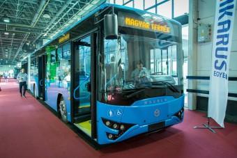Már zajlik az új magyar elektromos buszok fejlesztése