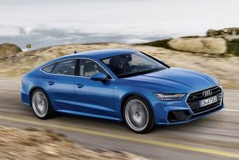 Technológiával csábít az új Audi A7