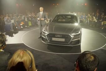 Letartóztatták az Audi főnökét