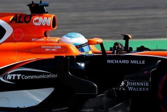 F1: Alonsót megbüntették a futam után