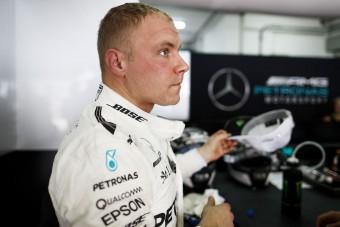 F1: Bottas jobb ember, jobb pilóta lenne idén