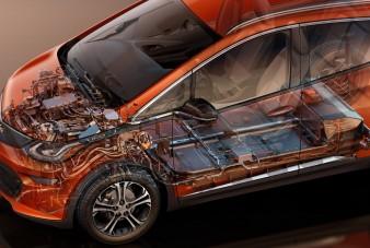 General Motors: 20 új villanyautó öt éven belül