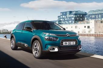 Frissítéssel komolyodott a bohókás Citroën